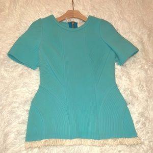 3.1 Phillip Lim corded top/blouse